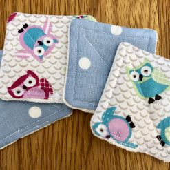 Owl Hemp and Cotton Makeup Wipes