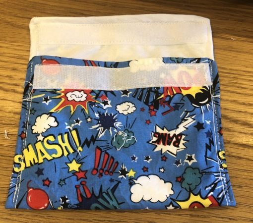 Washable Snack Bag